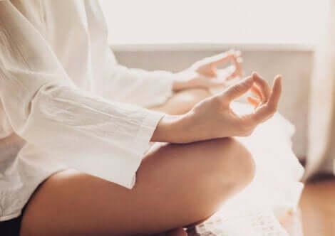 Selbstfürsorge für Psychologen - Meditation