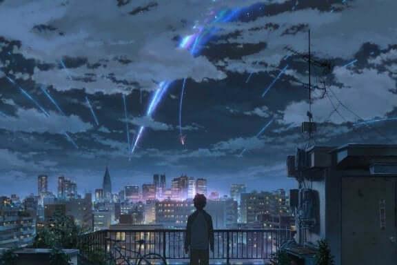 Your Name - Gestern, heute und für immer - Skyline