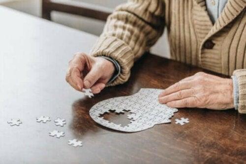 Die Unterschiede zwischen Alzheimer und Parkinson
