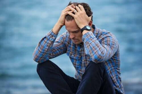 Die Trauer über das Ende einer Beziehung kann dich aus dem Gleichgewicht bringen