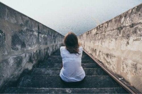 Die Schwierigkeit, sich dem Gefühl der Leere zu stellen