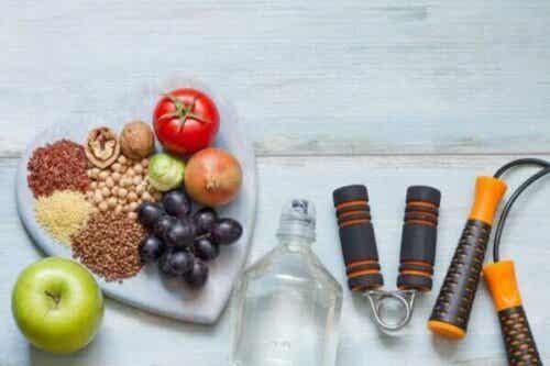 Gesunde Gewohnheiten entwickeln und verbessern