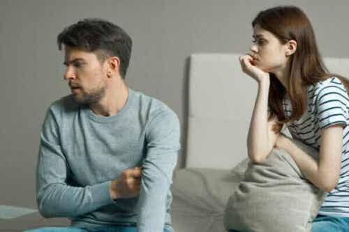 Erwartungen und Unzufriedenheit in der Beziehung: Ich liebe dich, aber ich will mehr