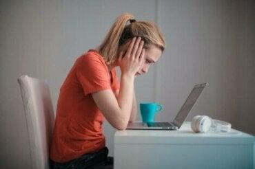Leidest du an Depressionen, weil du arbeitslos bist?