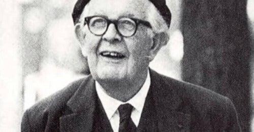 Der Schweizer Psychologe Jean Piaget hat das Thema symbolisches Denken erforscht.