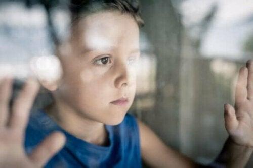 Desintegrative Störung in der Kindheit