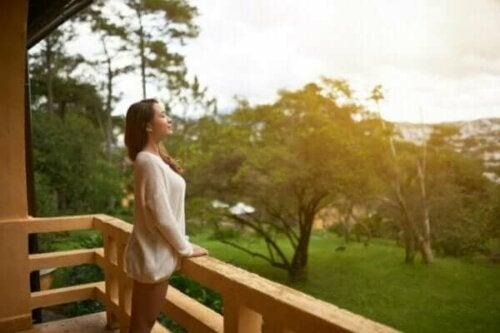Das Leben in einer ländlichen Umgebung und die damit verbundenen psychologischen Vorteile