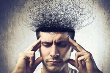 Rasende Gedanken, eine kognitive Störung