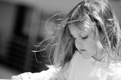 Schreien schadet dem Gehirn von Kindern