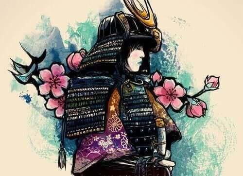 Protagonist - Bild einer Frau