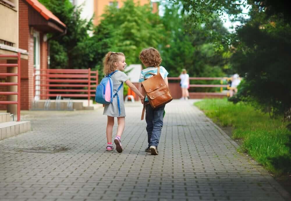 kognitive Entwicklung von Kindern - Schulkinder