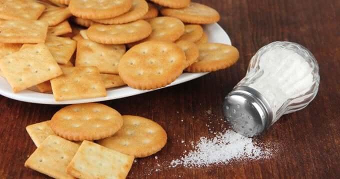 Heißhunger - auf Salziges
