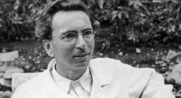 Biografie von Viktor Frankl - Foto in jüngeren Jahren