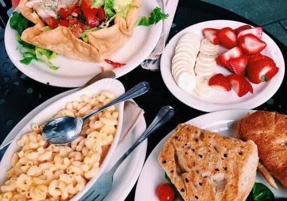 Heißhunger - auf verschiedenes Essen