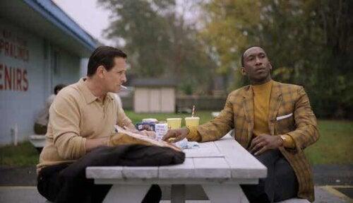 Tony und Don beim Essen