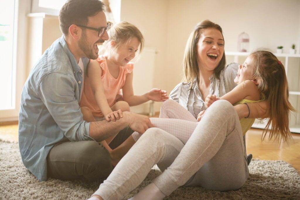 Emotional intelligente Familien