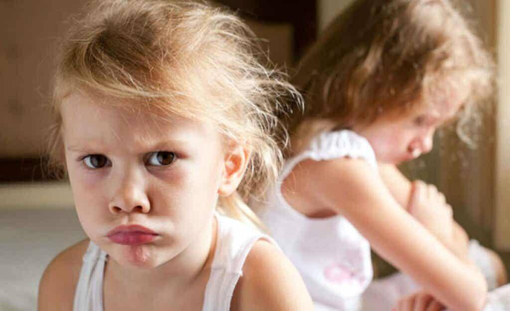 Die Wurzeln der Angst zeigen sich bereits im Alter von 14 Monaten