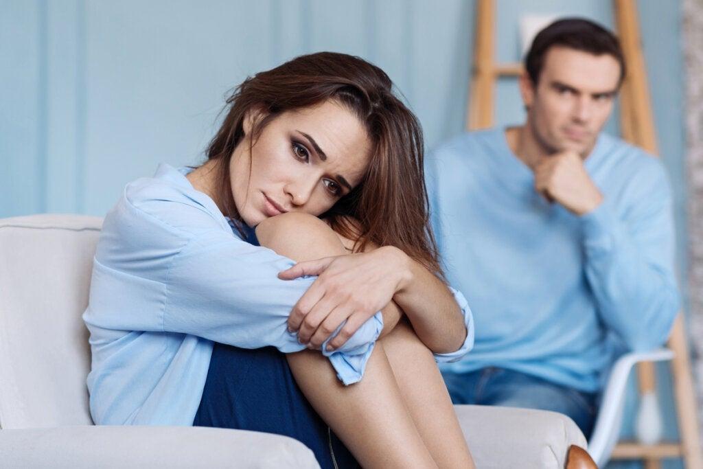 Warum fühle ich mich meinem Partner unterlegen?