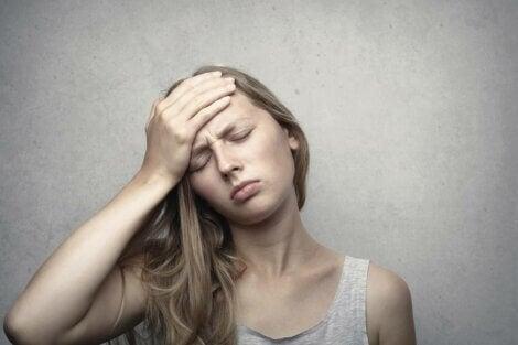 Menstruationsmigräne, eine sehr häufige Realität