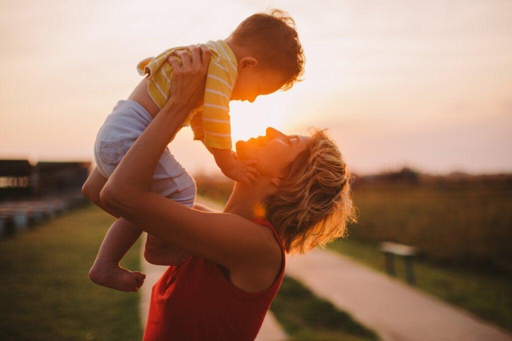 10 Tipps, um eine gute Mutter zu sein