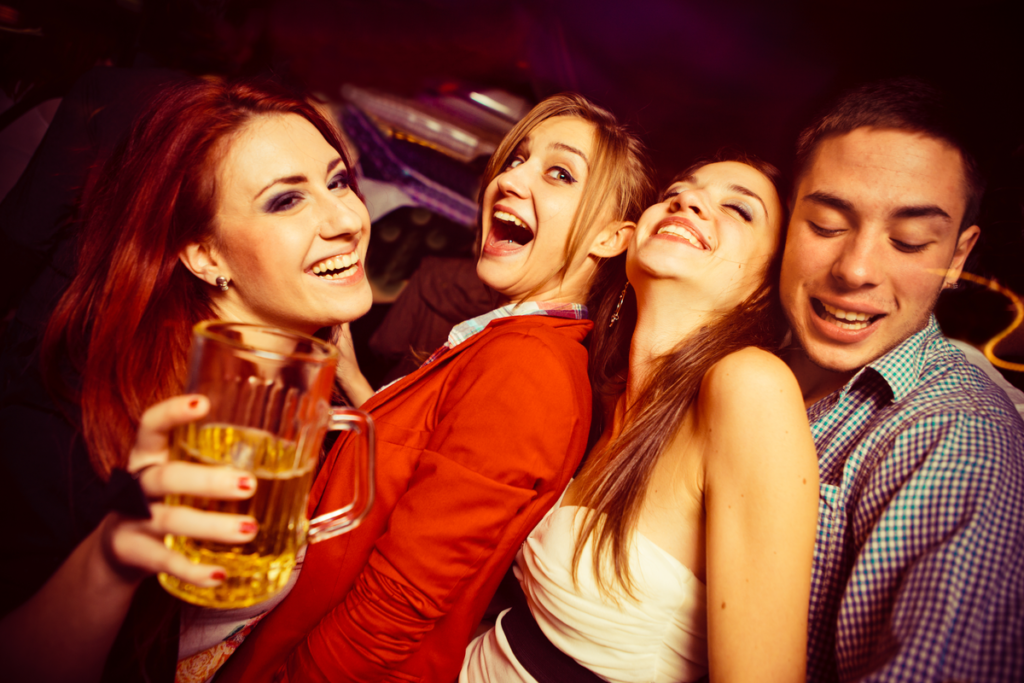 Spaß ohne Alkohol? Natürlich ist das möglich!