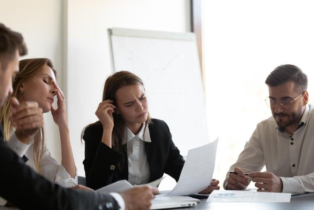 Psychischer Stress und Burnout im Anwaltsberuf