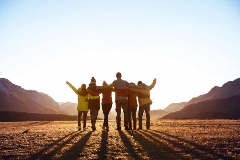 Soziale Zugehörigkeit: gemeinsam glücklich und gesund