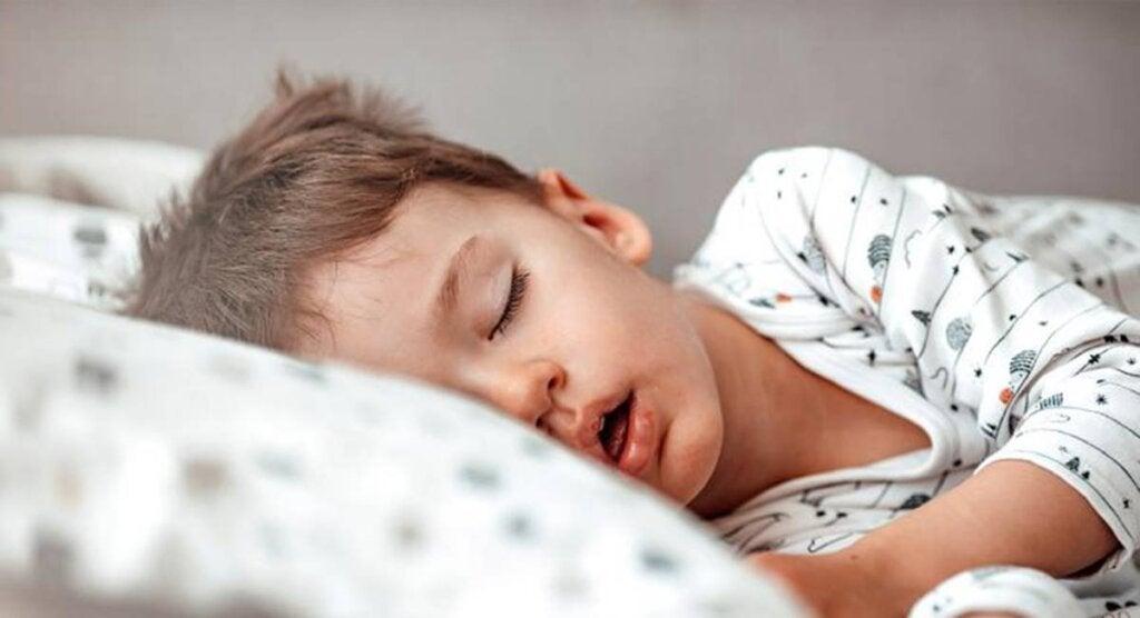 Schlafapnoe bei Kindern: Symptome und Folgen