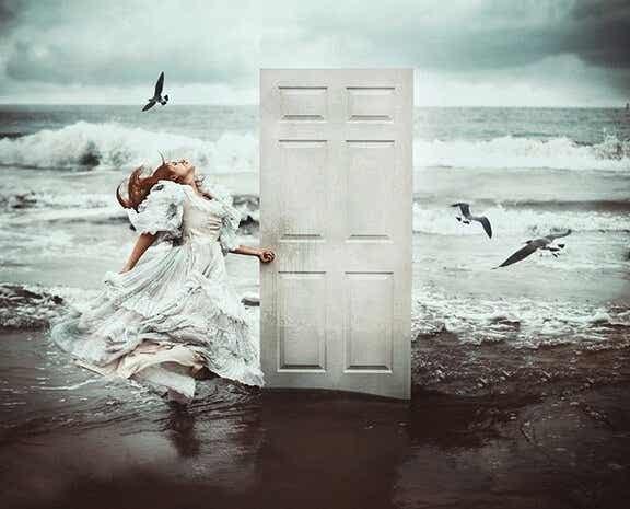 Wo sich eine Tür schließt, öffnet sich eine andere