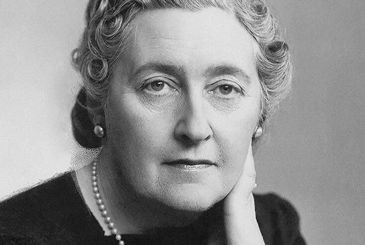 7 berühmte Zitate von Agatha Christie