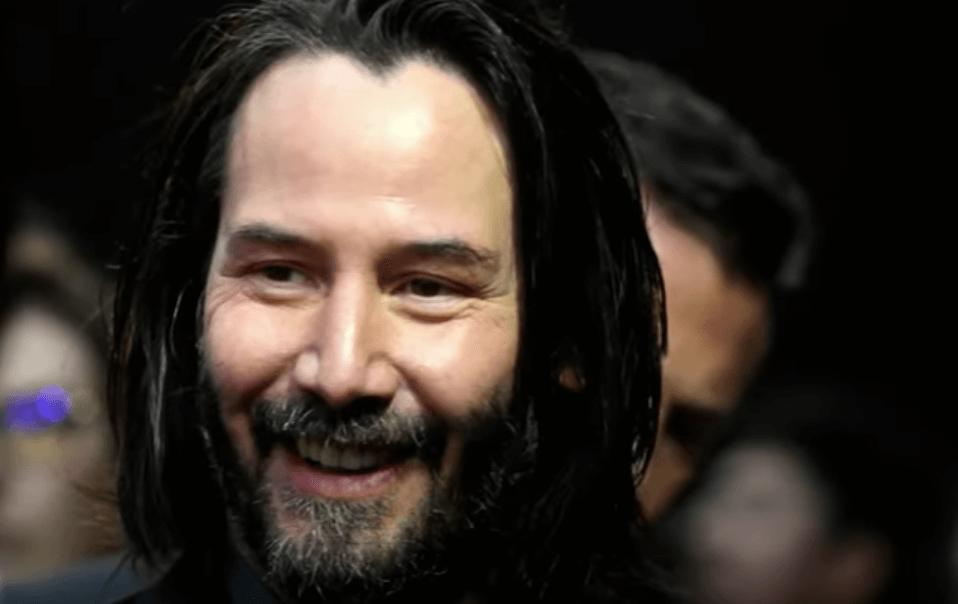10 inspirierende Zitate von Keanu Reeves