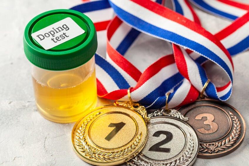 Doping und Spitzensportler