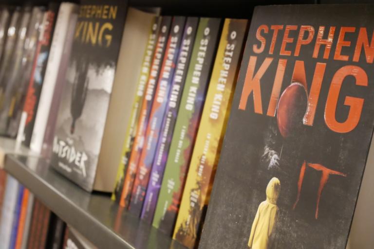 Meister des Horrors: die besten Romane von Stephen King