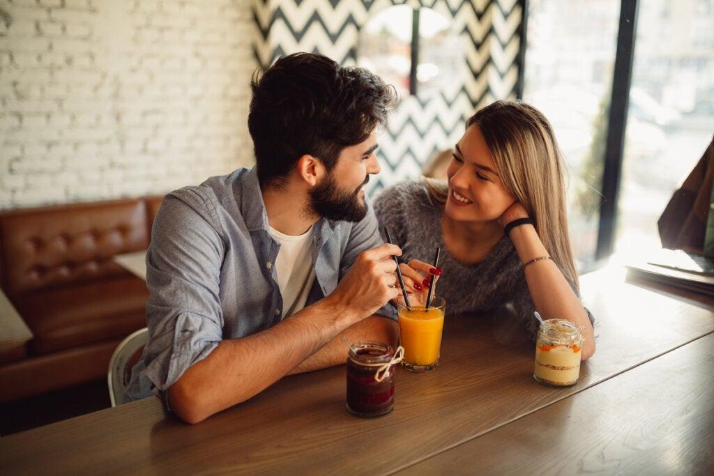 Das Zusammenspiel von Anziehung und Nervosität
