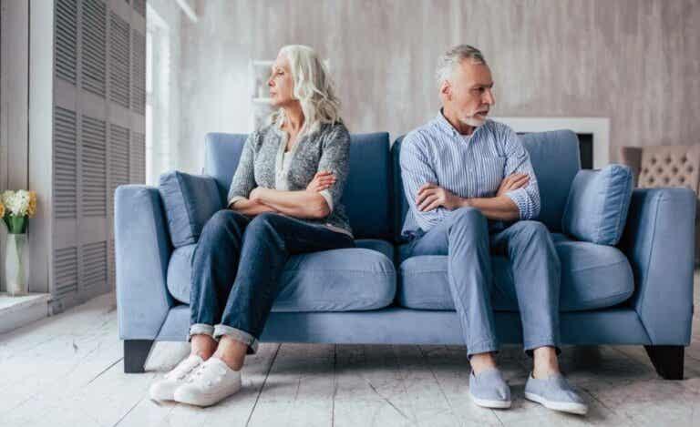 Graue Scheidung: ein wachsendes Phänomen